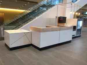 Convention Center Modular Food Kiosk MobileCart Venues Food Greater Columbus Convention Center Columbus Ohio 5