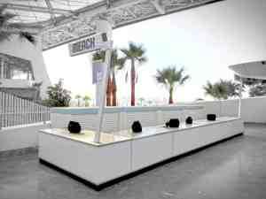 Custom Bar Kiosk Venues Convention Centers Retail Merchandise SoFi Stadium Los Angeles California 0