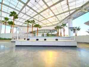 Custom Bar Kiosk Venues Convention Centers Retail Merchandise SoFi Stadium Los Angeles California 1