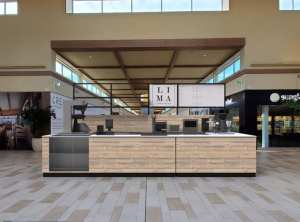 Custom Mall Coffee Kiosk Campuses Convention Centers Airports Healthcare Food Foothill Malls Fort Collins Colorado 2