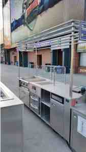 Mobile Grill Carts Venues Food Coors Field Denver Colorado 2