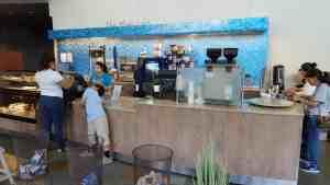 Stadium Concourse Beverage Kiosk Venues Levi Stadium SantaClara California 1