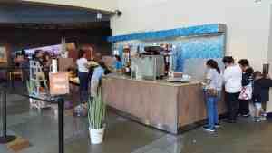 Stadium Concourse Beverage Kiosk Venues Levi Stadium SantaClara California 5