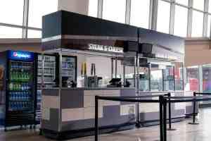 Stadium Food Carts Venues US Bank Stadium Minneapolis Minnesota 2