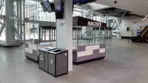 Stadium Food Carts Venues US Bank Stadium Minneapolis Minnesota 7