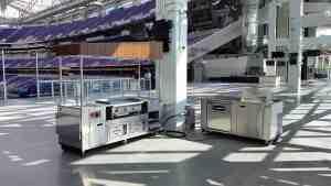 Stadium Food Carts Venues US Bank Stadium Minneapolis Minnesota 8