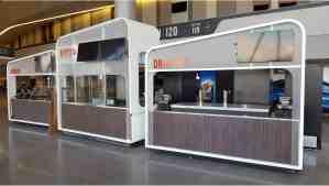 Stadium Hot Food Kiosk Venues Rogers Place Edmonton Canada 3