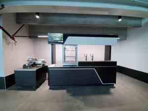 Stadium Mobile Concessions Cart Venues Food Beverage Allegiant Stadium Las Vegas Nevada 12