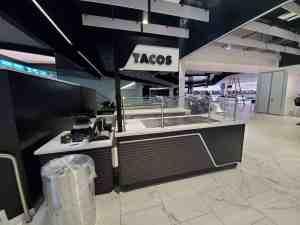 Stadium Mobile Concessions Cart Venues Food Beverage Allegiant Stadium Las Vegas Nevada 2