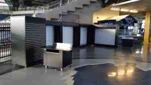 Stadium Retail Kiosk Venues Merchandise Ford Field Detroit Michigan 9