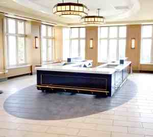 University Club Level Bar Carts Campuses HighEnd University Of Notre Dame SouthBend Indiana 6