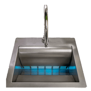 UVC Basin Portable Hand Sinks 3