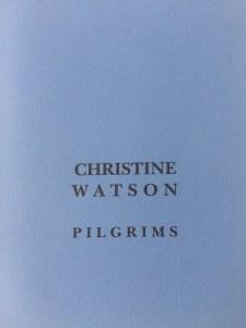 Watson Christine
