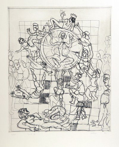 Wheel of Fortune by John Kiki