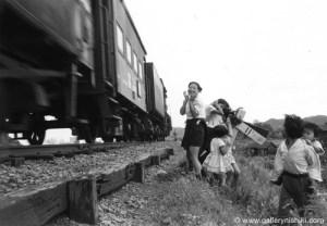 1950's Japan Trains