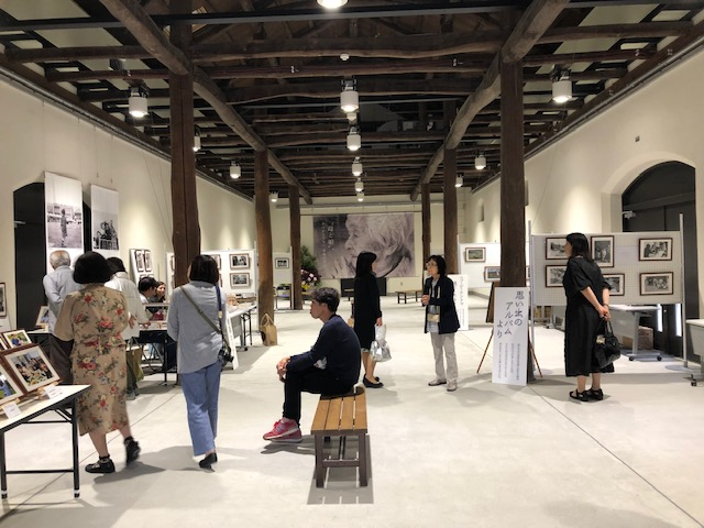 Showa 30 Maebashi photo exhibition