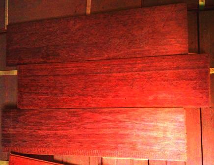 flooring kruing coating