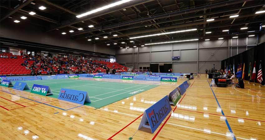 biaya membangun gor badminton