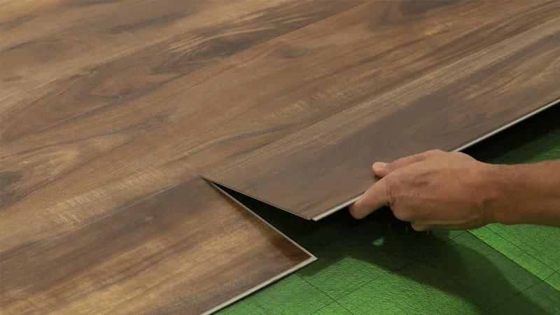 tatacara instalasi lantai vinyl motif kayu