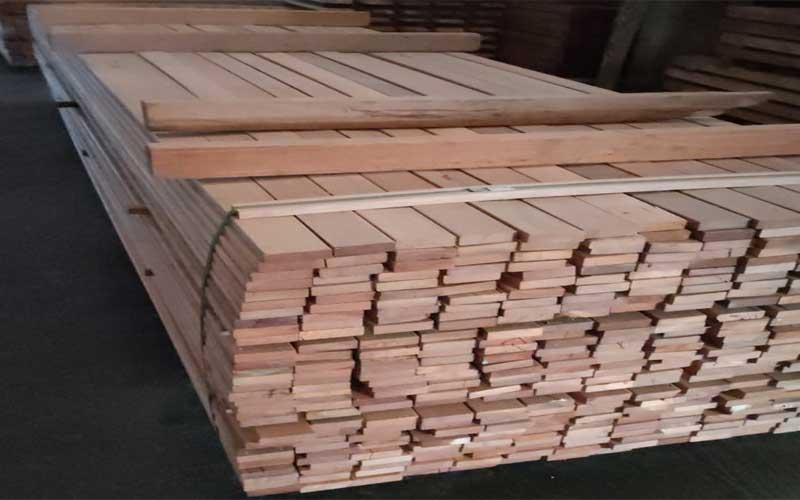 promo decking kayu bengkirai polos