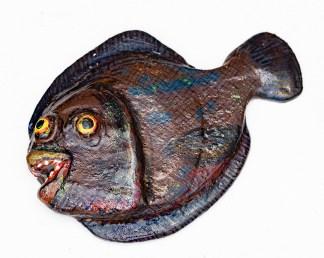 Flounder (door stop) Wood $70.00