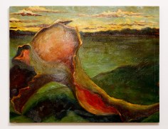 Sunset Conch Oil $2000.00
