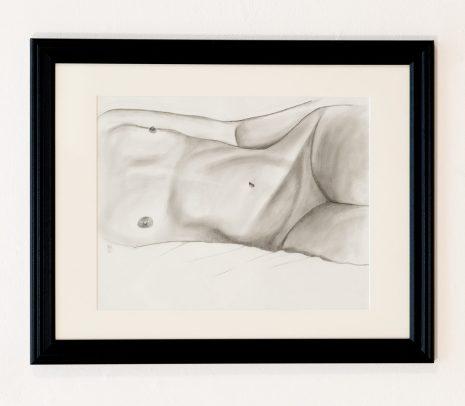 Sketch #2 Graphite $125.00