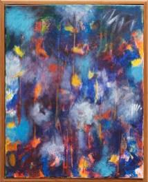 Labor Day Acrylic on canvas Framed $500.00