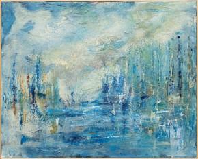 Untitled Acrylic $125.00