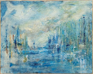 Untitled Acrylic SOLD!