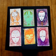 Faces small, 2020 Assorted $25.00