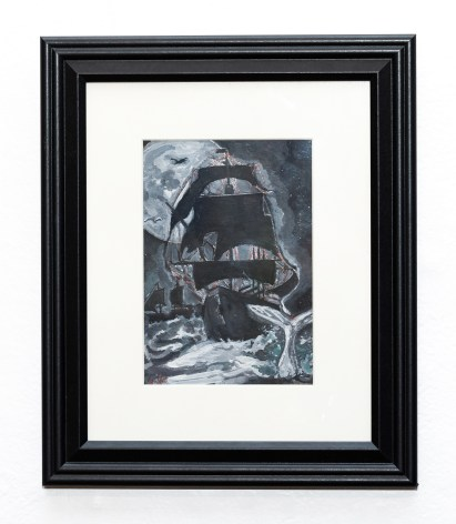 Dig Deep For What You Seek Watercolor Matted and framed $85.00