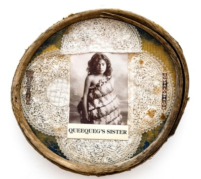 Queequeg's Sister Mixed media POR