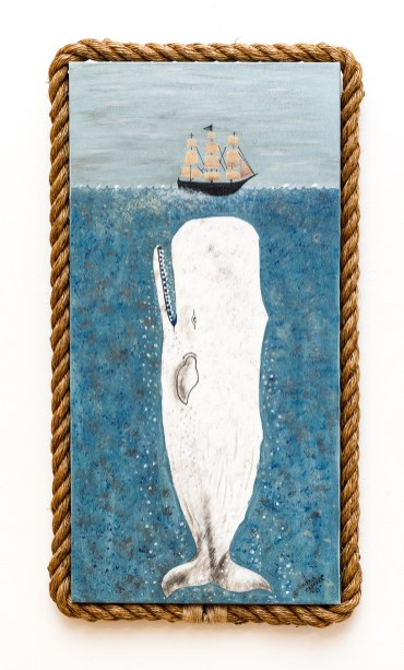 The White Whale Acrylic NFS
