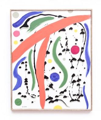 Ramon Tarini Nonemulsion, 2011 Oil on canvas $280.00