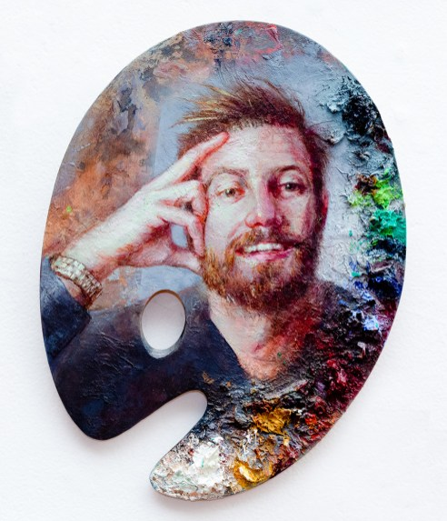 John Jameson Vanitas (Self Portrait), 2016-21 NFS