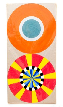 David Horne Billboard Proposal for Art is Everywhere, 1987 Gouache on paper $250