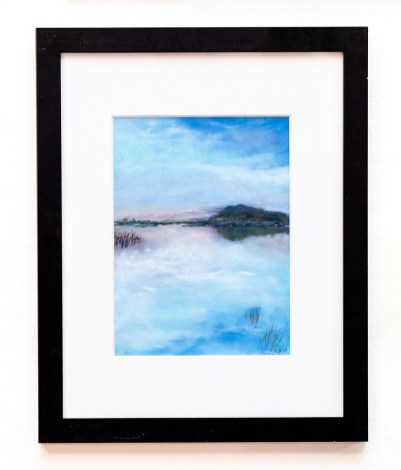Paula Williams Kochanek Still Water Pastel on paper $450