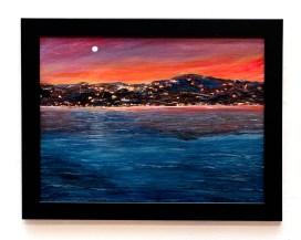 Lisa Batch All is Well Acrylic $250