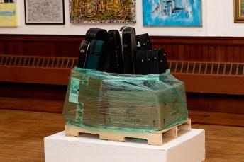 Dan Cooney & Kyle Fisher Leon's Atunement Sculpture $2000