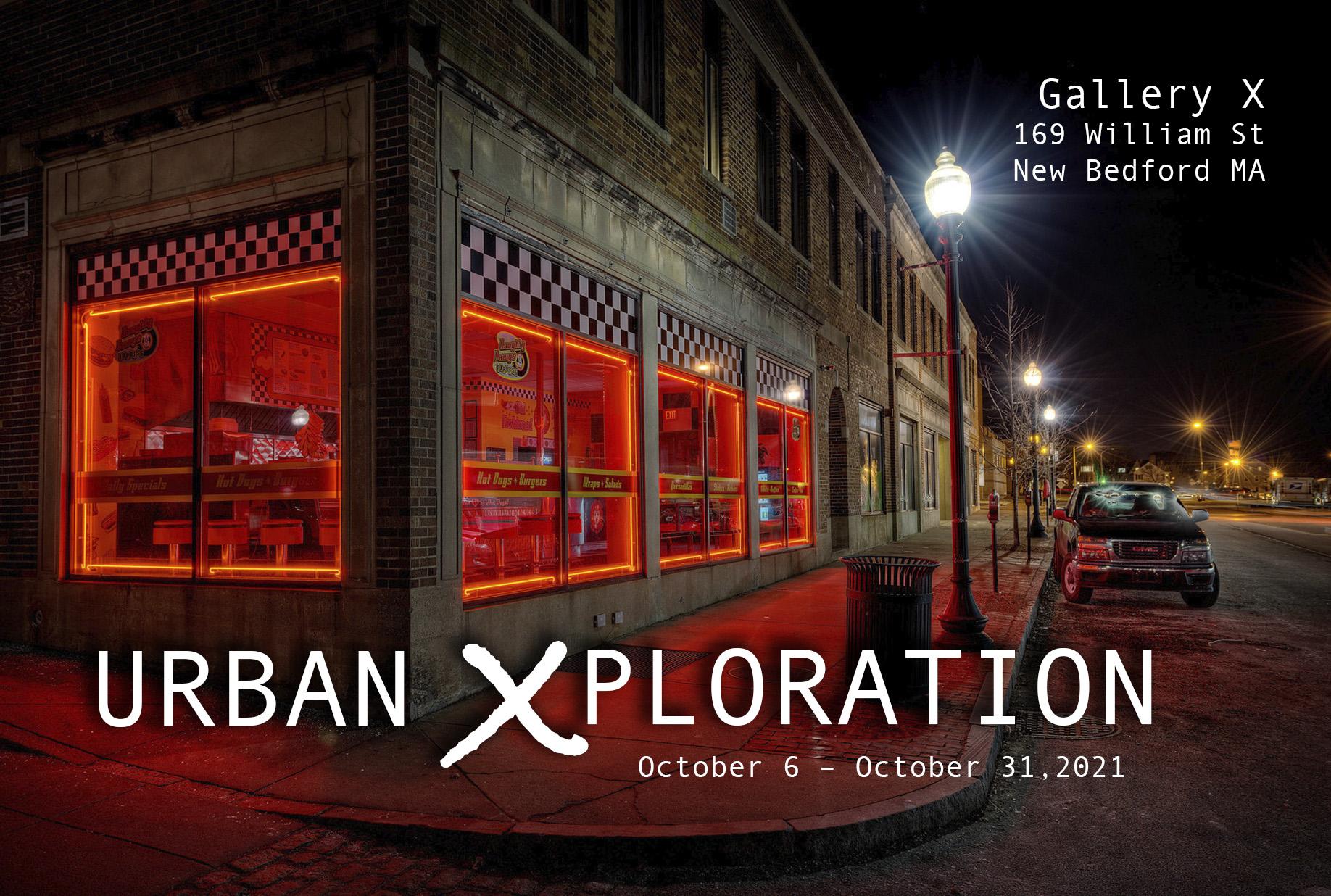 Urban X-Ploration