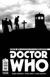 Doctor Who: New Adventures With The Tenth Doctor #6 - Cover C
