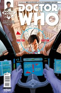 Doctor Who - New Adventures with the Eleventh Doctor #7 - Cover A