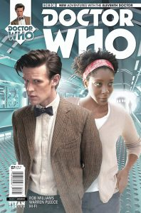 Doctor Who - New Adventures with the Eleventh Doctor #7 - Cover C