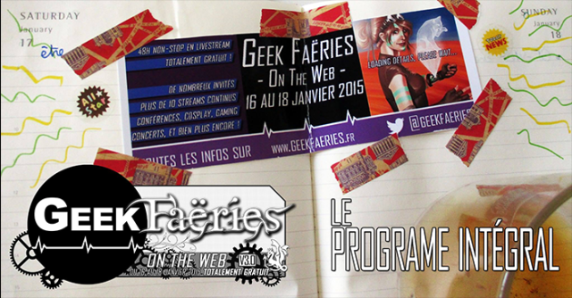 news-geek faeris on the web