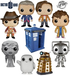 Figurines funko Pop !