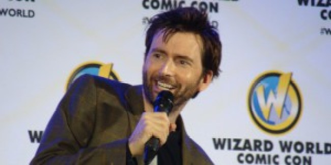 David Tennant au WWCC de Raleigh le 15 mars 2015. © DT Forum