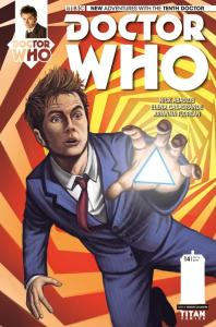The Tenth Doctor #14