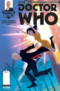 The Twelfth Doctor #10