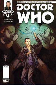 The Ninth Doctor #3 : Weapons of Past Destruction